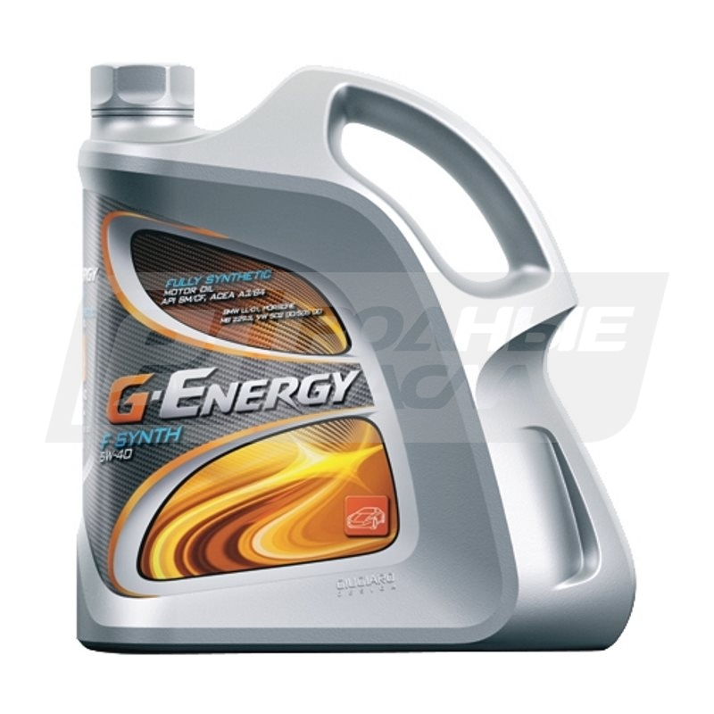 G-ENERGY F Synth 5W40, 4л 253140153
