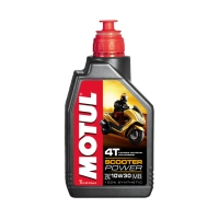 MOTUL Scooter Power 4T MB 10W30, 1л 105936